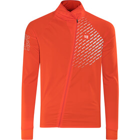 Compressport Hurricane V2 Chaqueta, red